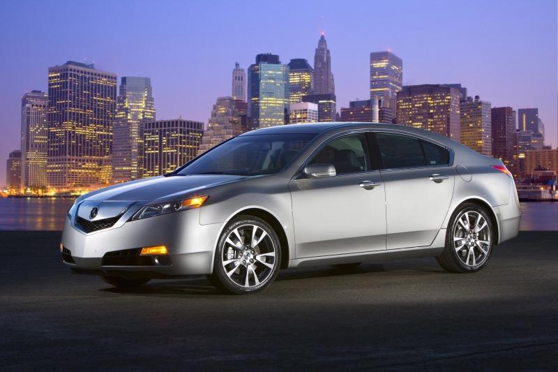 Acura Vai Apresentar Novo Tl Em Chicago Boss568
