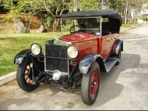 Fiat 509 A (1927)